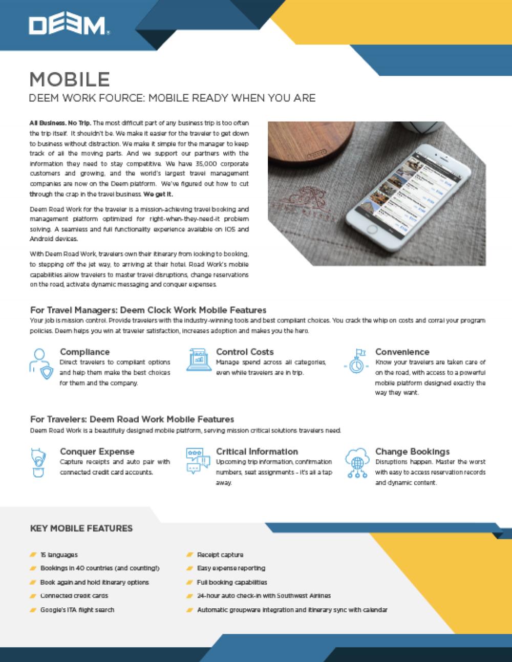 Deem Mobile -