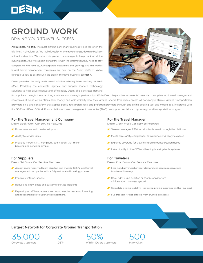 Deem Ground Work -