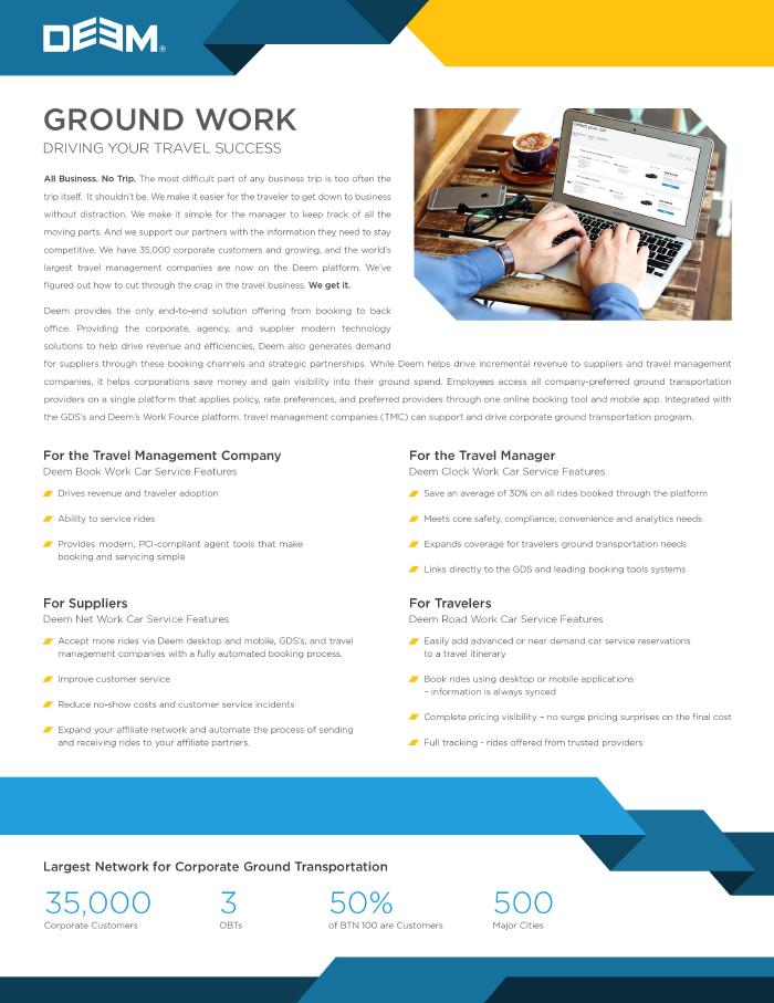 Deem Ground Work -