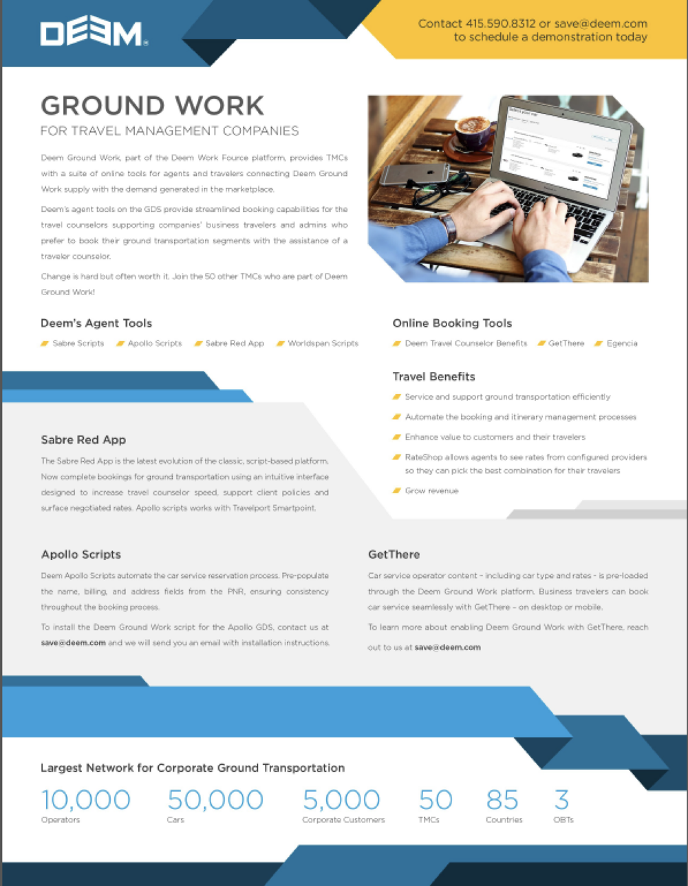 Ground Work for TMCs:Learn More -