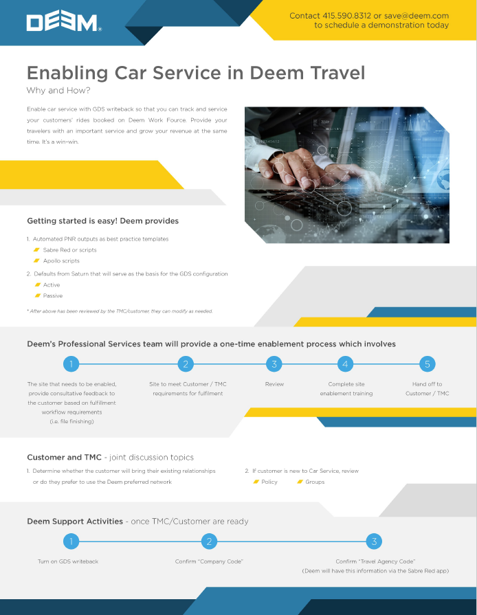 How-To Enable Car Service:Learn More -