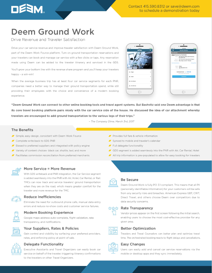 Ground Work Benefits: Learn More  -