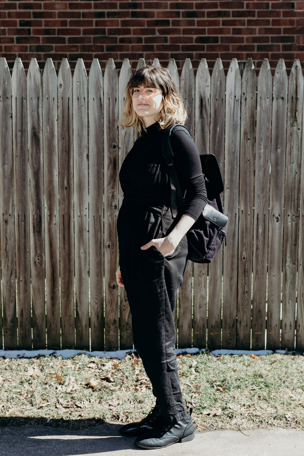 Maternity jumpsuit that you can wear after pregnancy