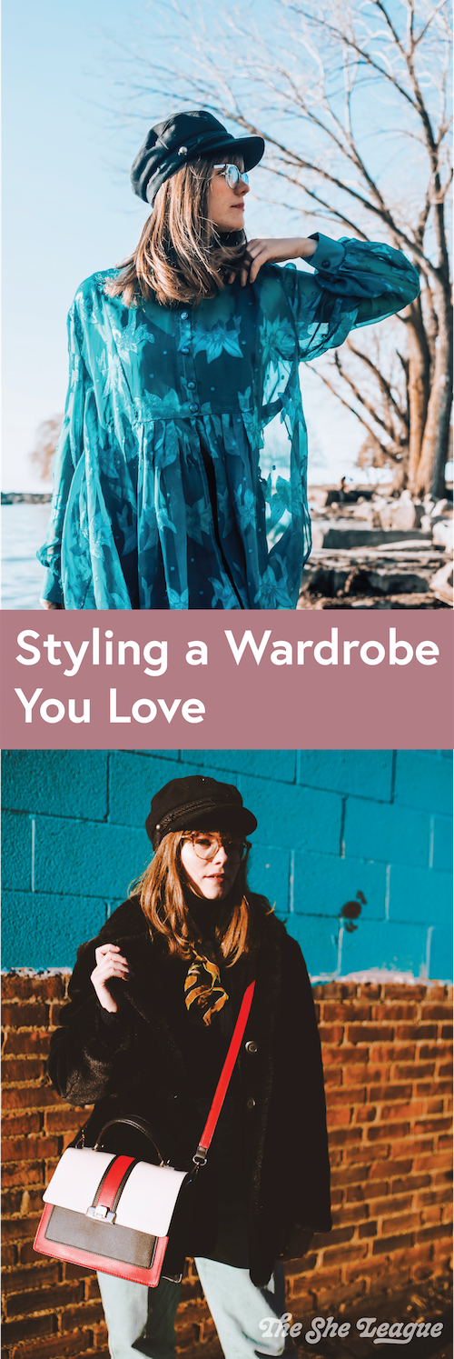 Styling a Wardrobe You Love: Tips for Everyday Fashion When You Don't Know What to Wear