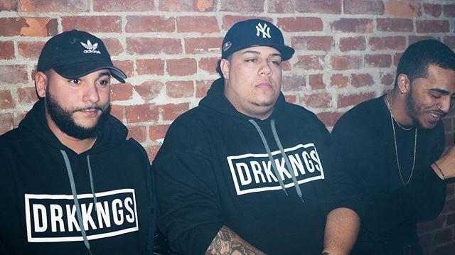 Kings get together to form kingdoms - visit DARKKINGSAPPAREL.com