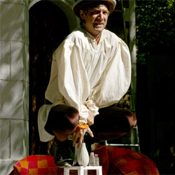 Poggio Broccolini - Maryland Renaissance Festival, Lyric StageSeptember 1, 2, 3, 8, 9Saturday, Sunday, and Labor DayShows 1:00,2:30, 4:00, 5:30Catch him in the variety act of a mostly balanced and somewhat accurate principled pursuit of pleasure.