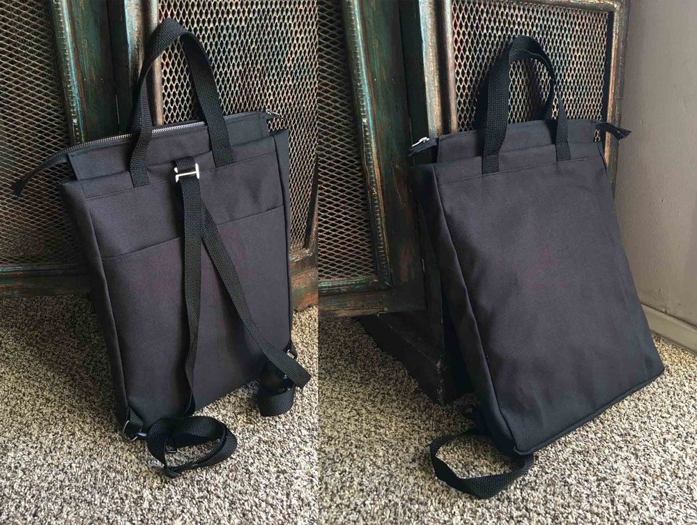 Sequoia -  Convertible Backpack/Tote Bag