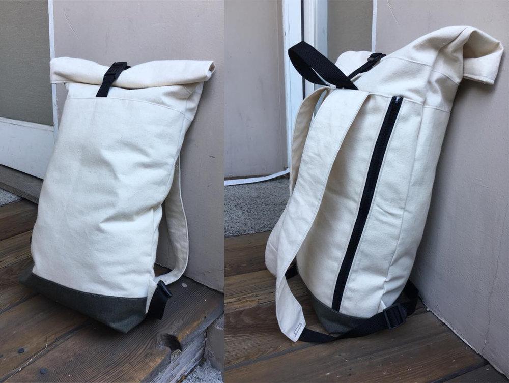 Yosemite -  Rolltop Backpack