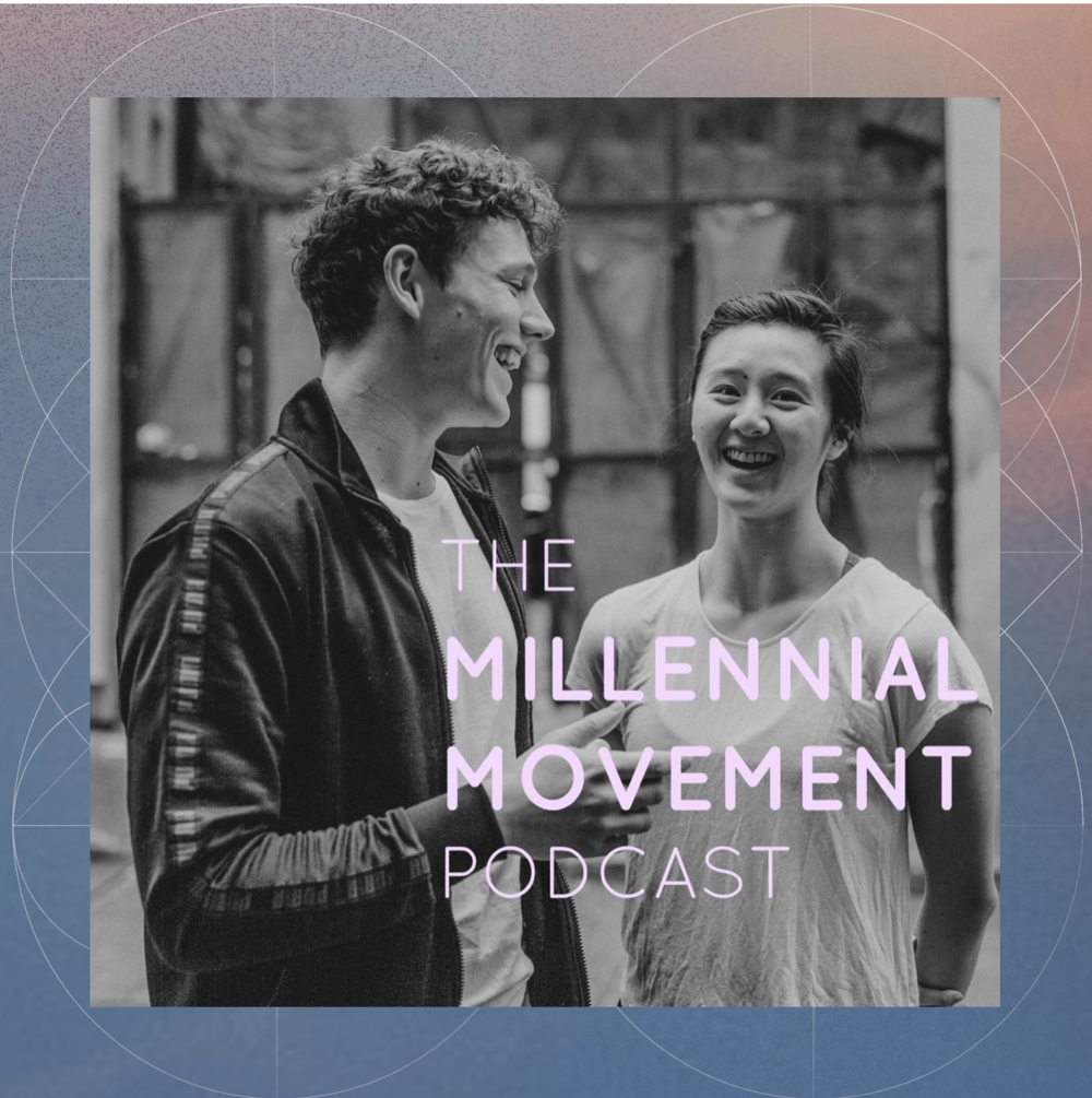 SharedSpace Millennial Movement Podcast. More coming soon!