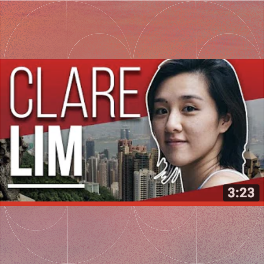 LONDON REAL - Clare Lim on the London Real Business Accelerator by Brian Rose.