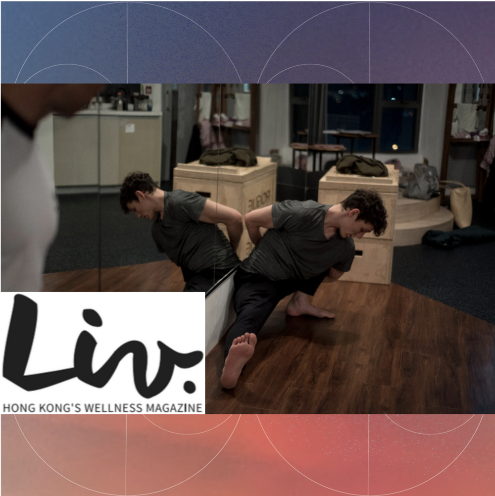 "LIV - ""Run by movement pioneers, SharedSpace's introductory class aims to get you thinking about how you move through life."""