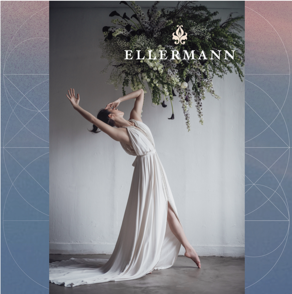 ELLERMANN - THE WAY SHE MOVES - former ballet dancer and local entrepreneur Clare Lim.