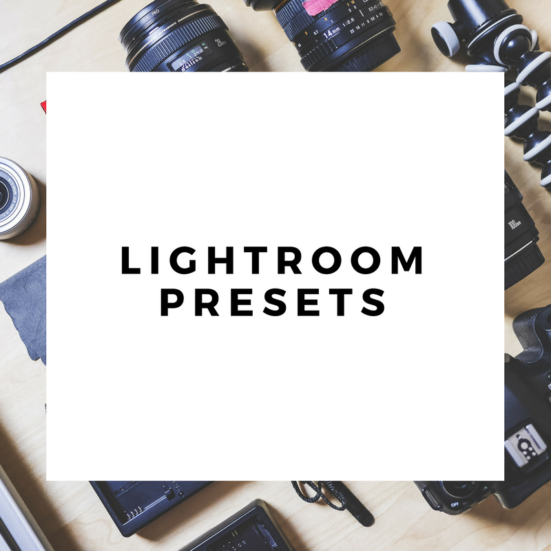 Lightroom Presets - Filtercrave