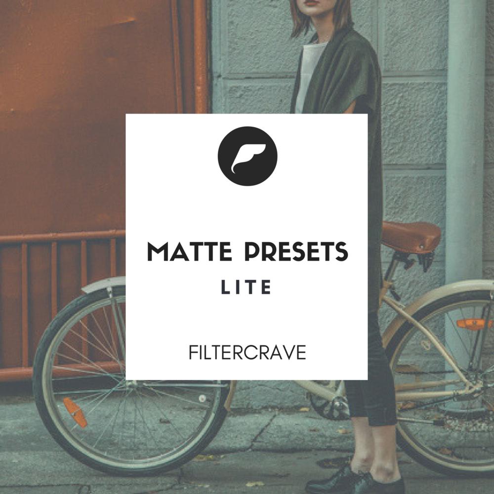 Free  Lightroom Presets - Filtercrave