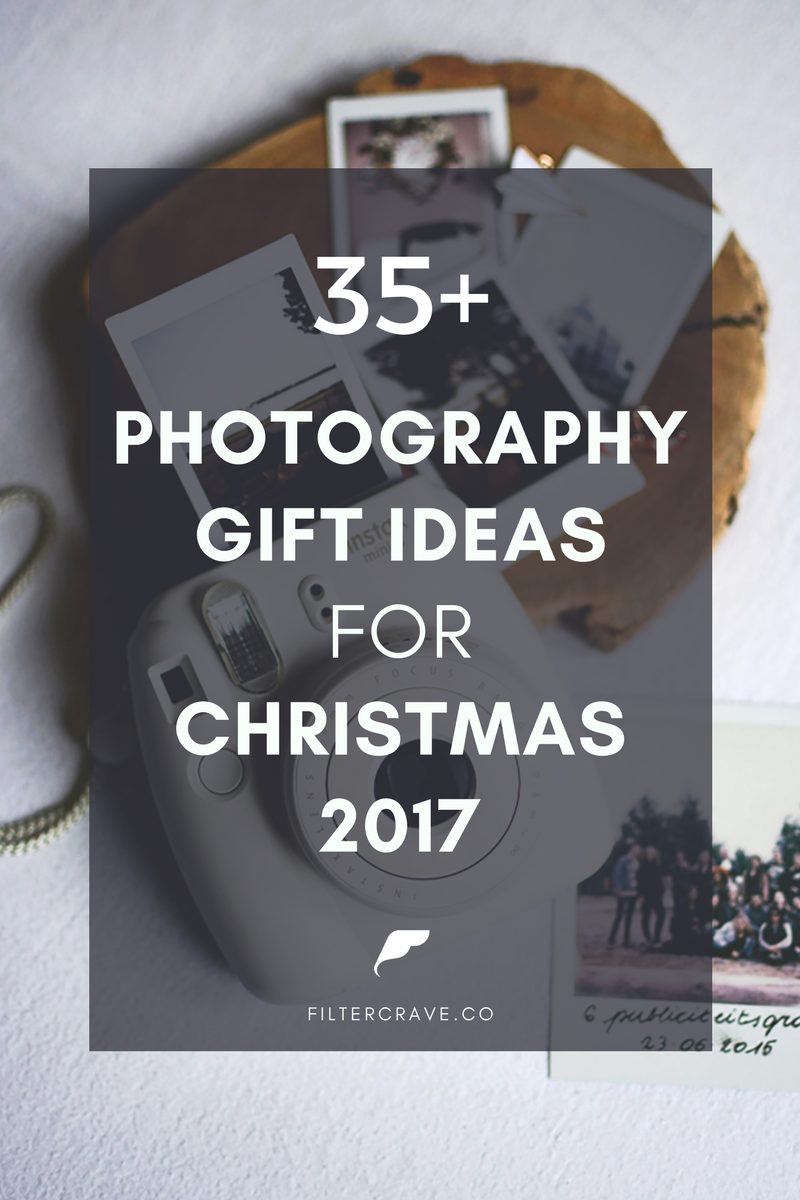 Best Photography Gifts for Christmas 2017
