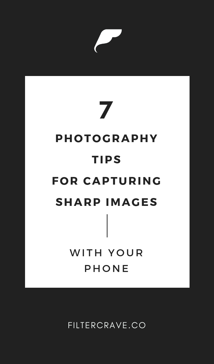 Capturing tack sharp images can be tricky, here are some tips to help you. | Filtercrave Photography Tips + Lightroom Presets  #photography #photographytips #lightroompresets