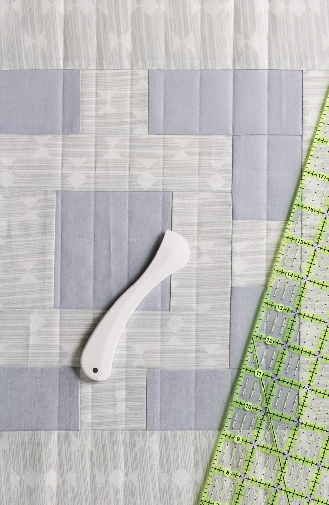 Haver Square Quilt