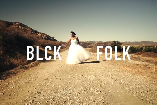 Jasmine Mans - Blck Folk