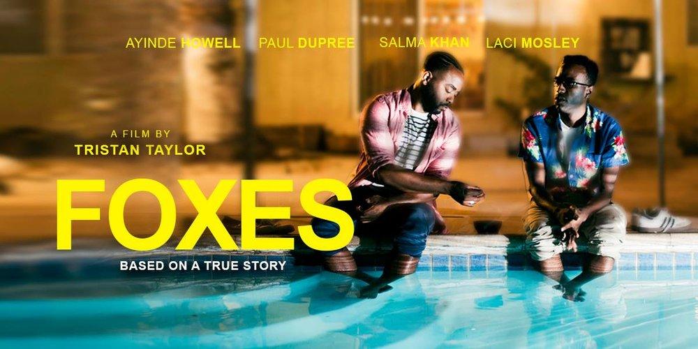 FOXES - Short Film Trailer