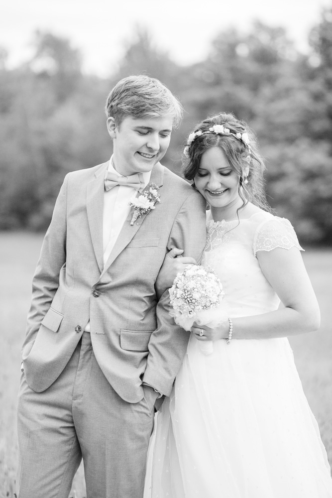 "Kevin & Beth - ""Future brides: AMAZING photographer. She made me feel comfortable and people mentioned to me how great she was all night…she truly was!!! I'm really awkward when pictures are taken, but she made me feel completely comfortable. 🙂"""