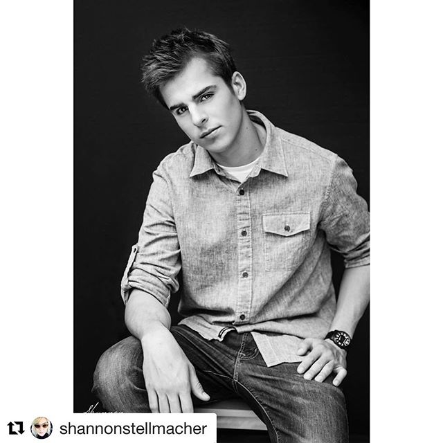 The Young and the Restless! A pic from Jacks senior portrait session #shannonstellmacherphotography #potraitphotographer #classof2017 #seniorswag #guyswithstyle #seniorpics #kevinmurphy  #tiffanyconcklin #jkryansalon #lovemyson