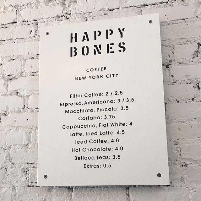 Mondays require coffee.