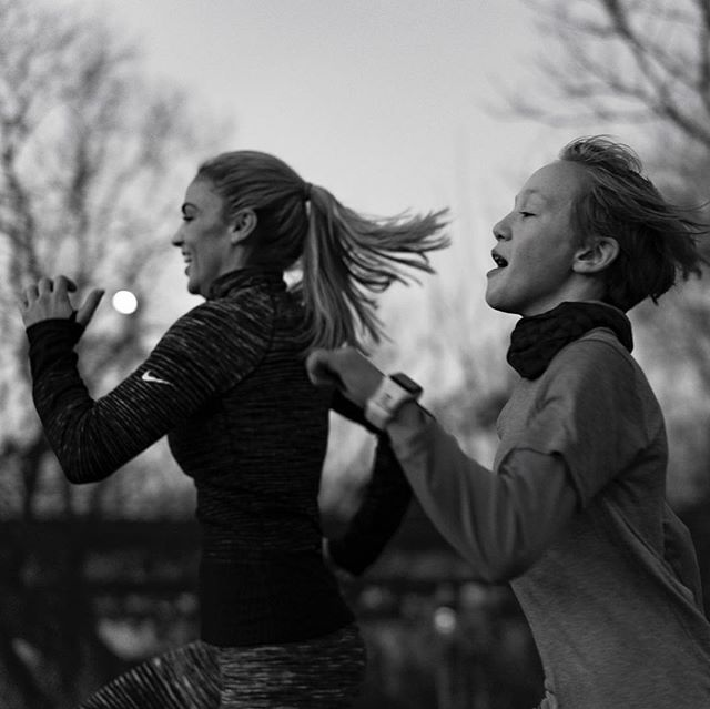 You may go around in circles, you may get lost and if you're lucky, you might just talk. . . . #trackworkout #runningfamily #marathon#halfmarathon#runner #crosscountry#instarunners#seenonmyrun #trailrunning #womensrunningcommunity #runitfast#runchat #runningcommunity#runnersofinstagram #runplanet#runnersrepost#runaddict#run #runner #running #fit #runtoinspire #furtherfasterstronger #runhappy #time2run #instafit #happyrunner #runners