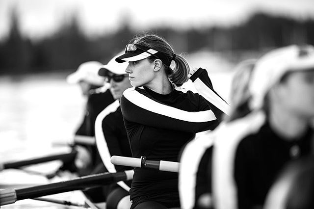 When an eight gets up to speed it is impressive to watch. And it has a unique rhythm all it's own. Slide, thwack, slide, thwack. . . #womenscrew #alleight #teamwork #rowing