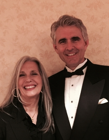 April Brown and Rob Hyatt  April Brown Auctioneer, CEO Charity Auction World - The Leader in Charity Auction Fundraising