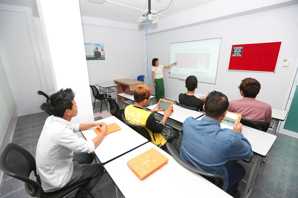 University English Preparation