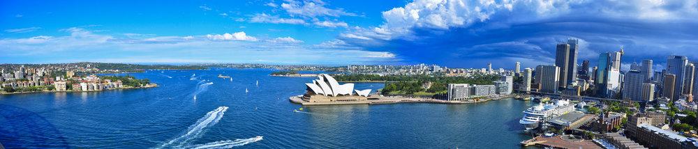 Two week study tour in Sydney, Australia