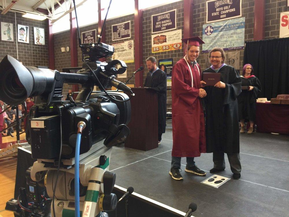 HS Graduation stream.JPG