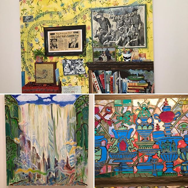Some favorites from the #whitneybiennial2017 #timetravelkidsnyc