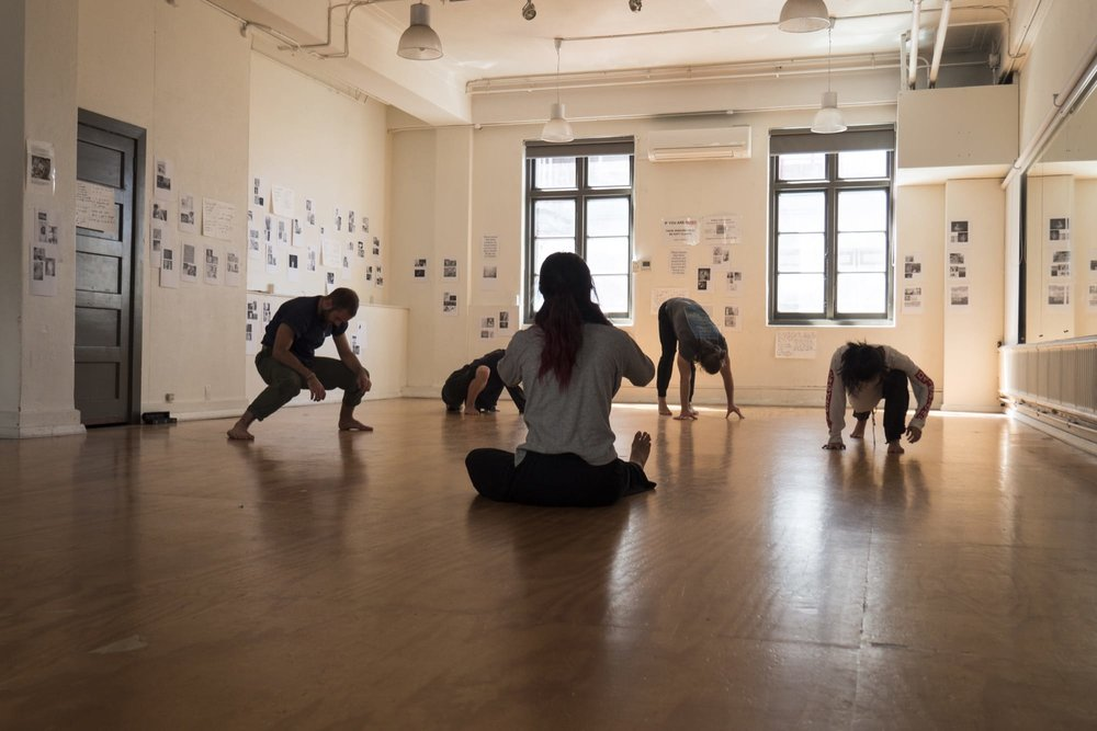 The Dance Residency