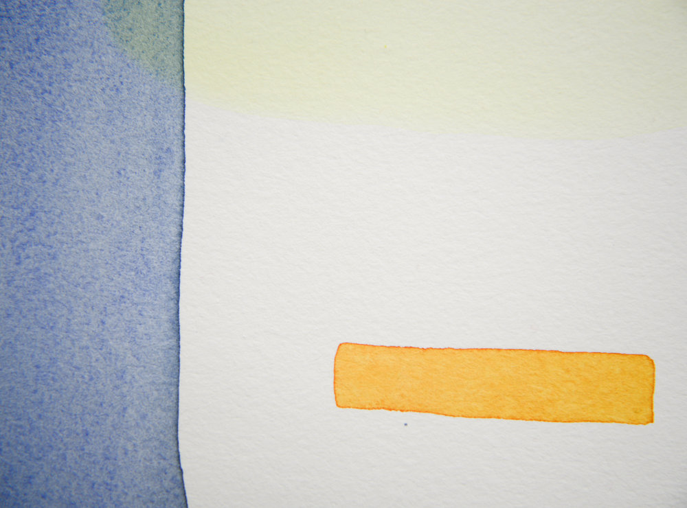 Chora Carleton   Watercolour
