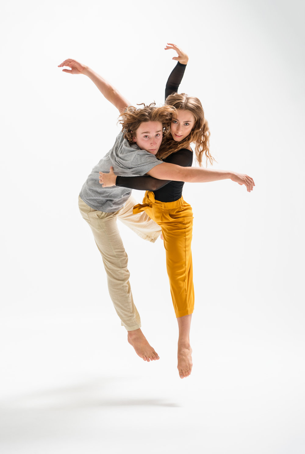 Sebastian Geilings and Olivia Foley photo by Stephen A 'Court