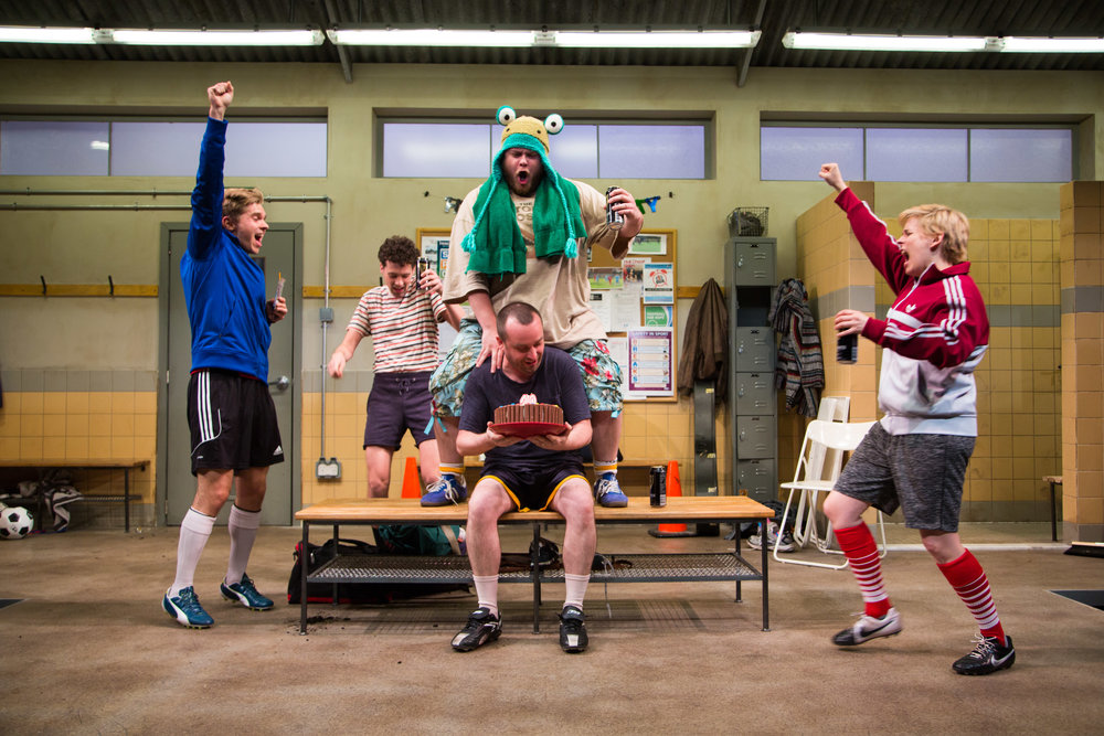 Jumpers for Goalposts / Studio Theatre DC