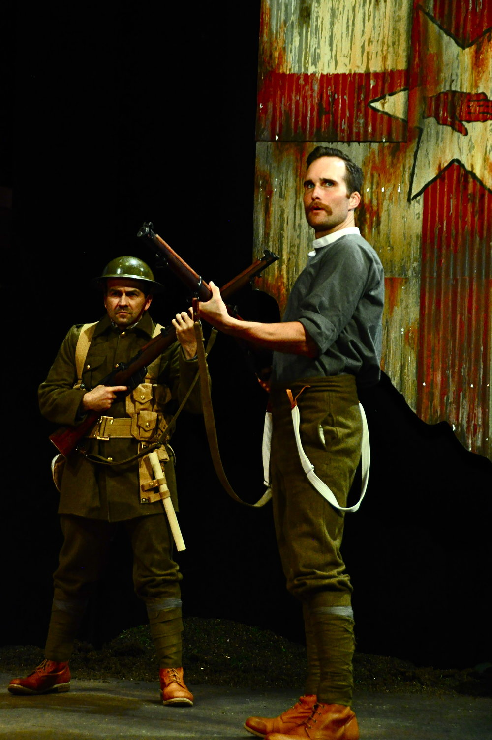 Observe the Sons of Ulster Marching Towards the Somme / Pittsburgh Irish and Classical Theatre