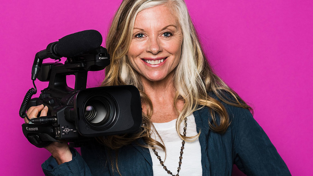 Kim Johnson - Founder : Chief Documentarian