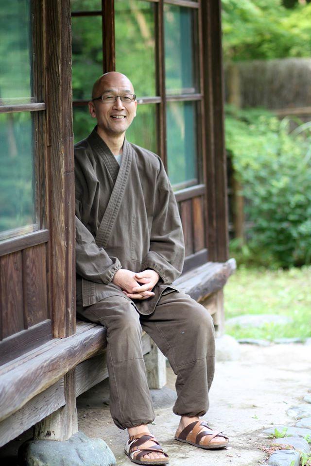 この方が、 藤田一照さん 。実は私も初めてお会いするのですが、どんなお話が聴けるのか、とっても楽しみです。