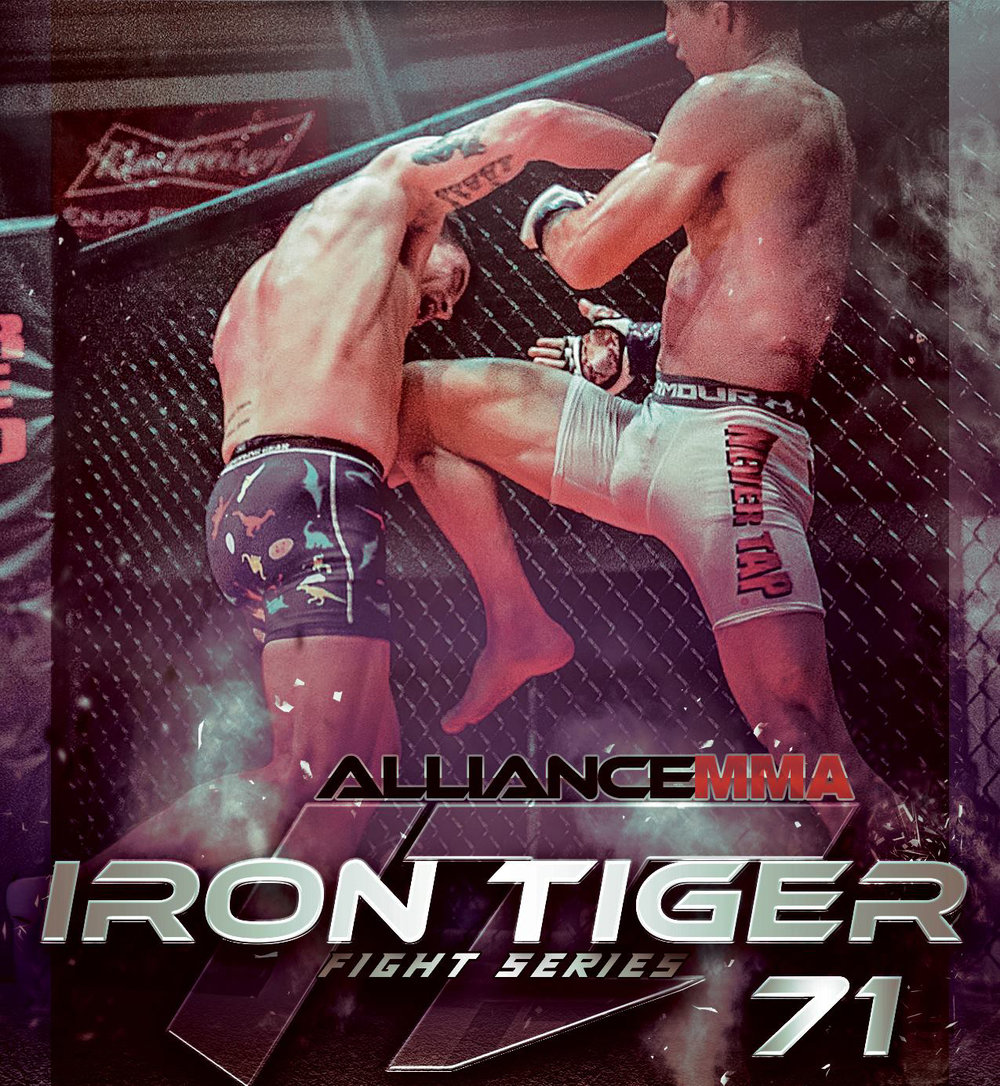 Iron Tiger Fight Series 71