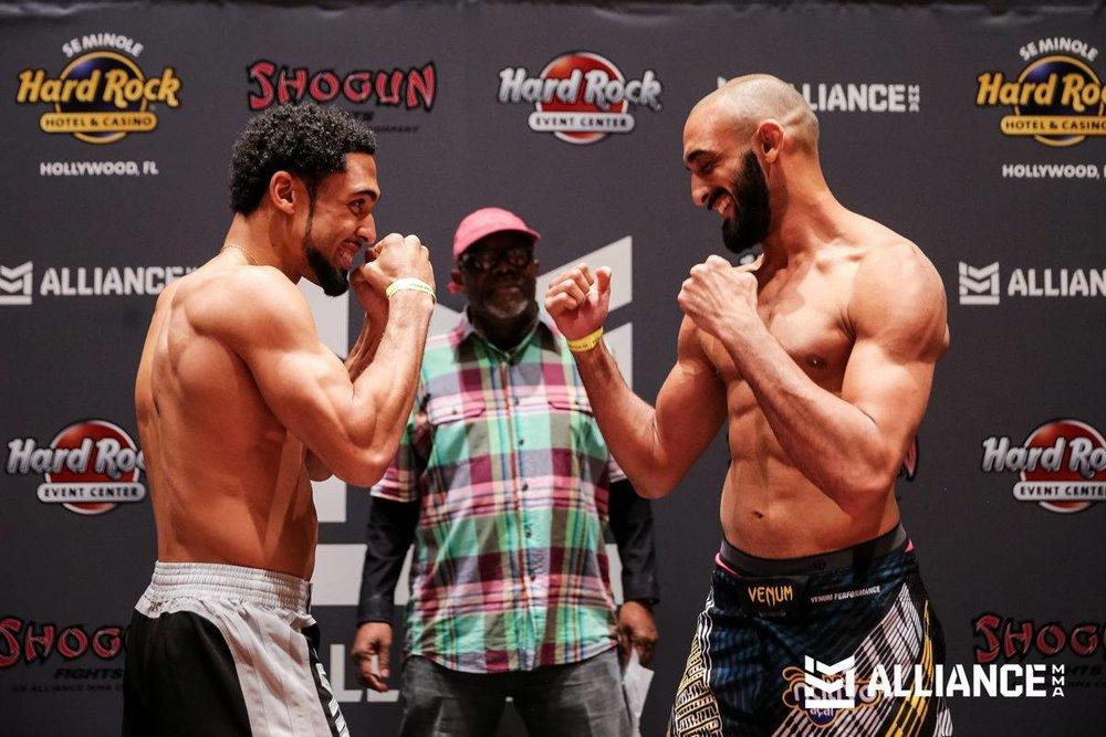 Olivier Murad (DEBUT) vs. Asim Zaidi (1–2)