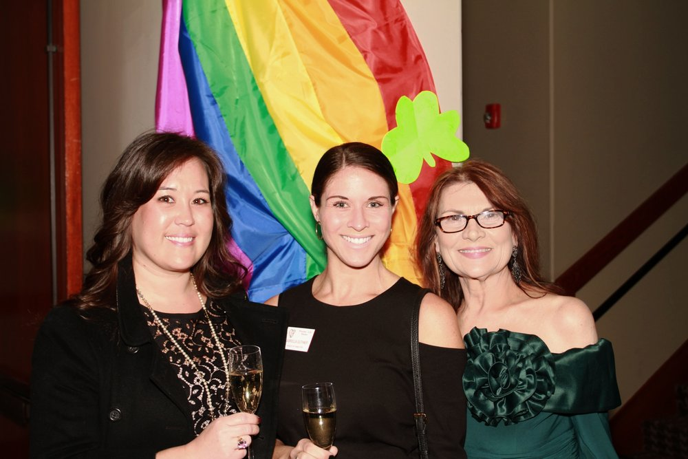 2018 Emerald Gala Guests - Click here to view more photos