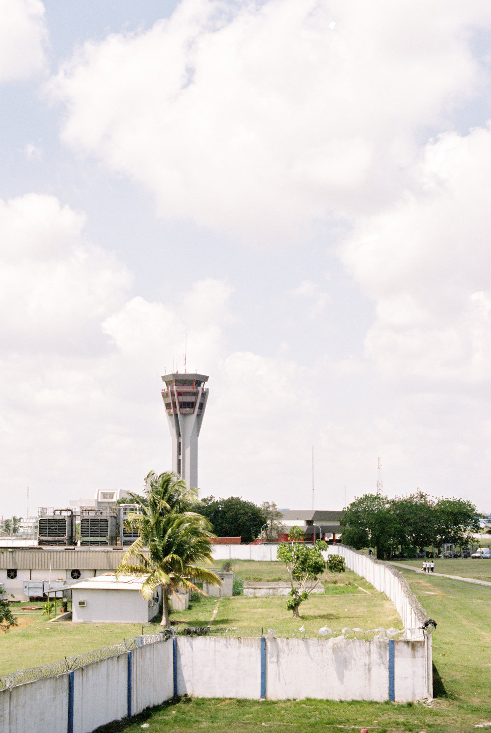 The Havana Airport