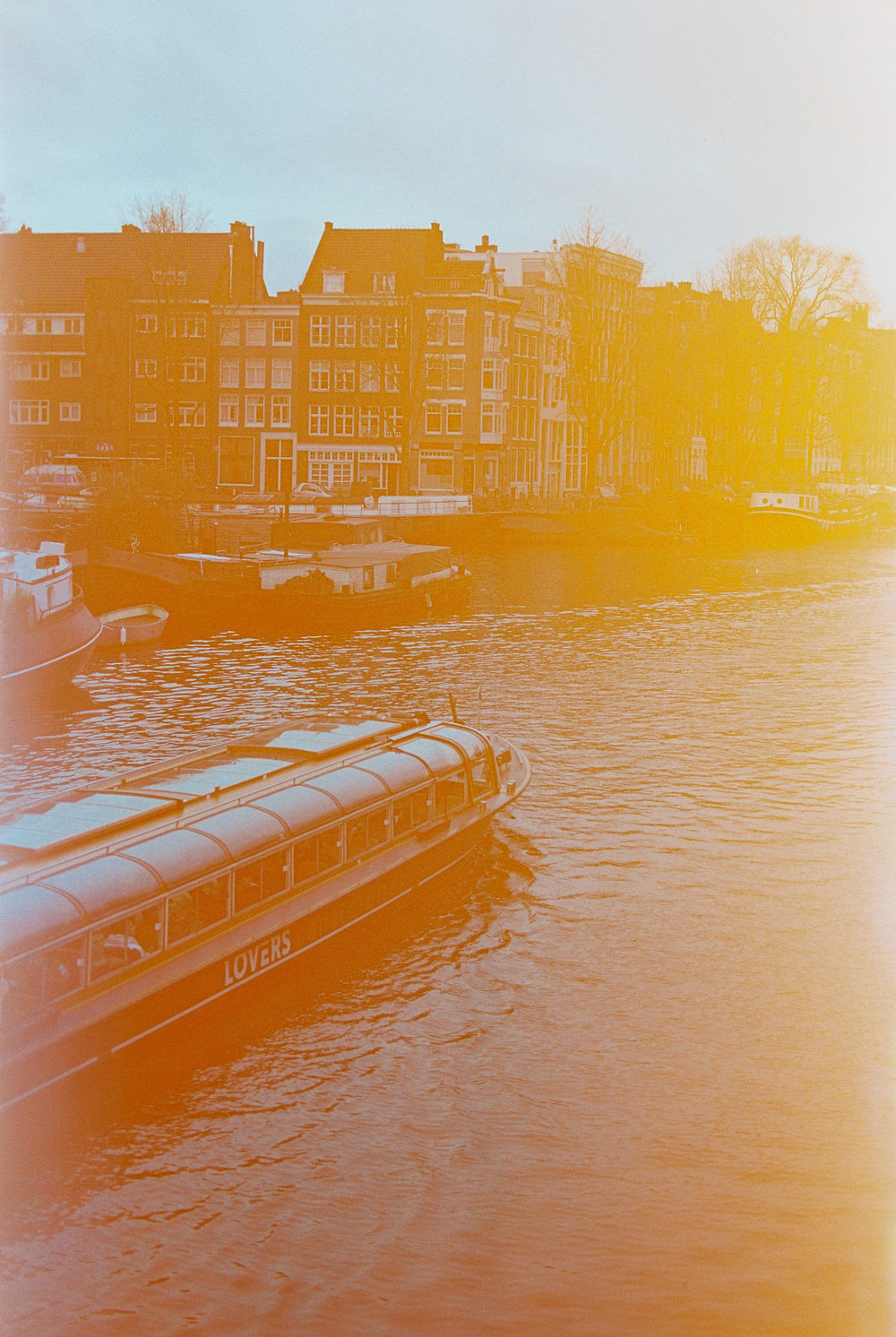 Canal Ride Amsterdam Stephen Atohi