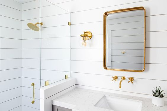 how we did it shiplap shower savvy interiors