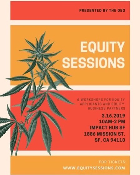 COMPLIANCE COMPLIANCE COMPLIANCE! You don't want to miss this session SF! Learn more @equitysessions and equitysessions.com #weedpaidforthis