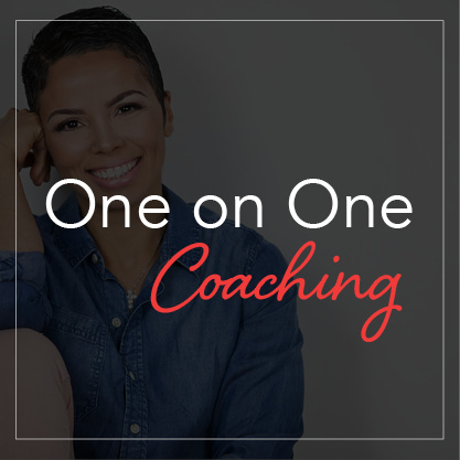 Personal coaching from Tabitha Sierra