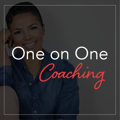 Personal coaching from Tabitha Sierra
