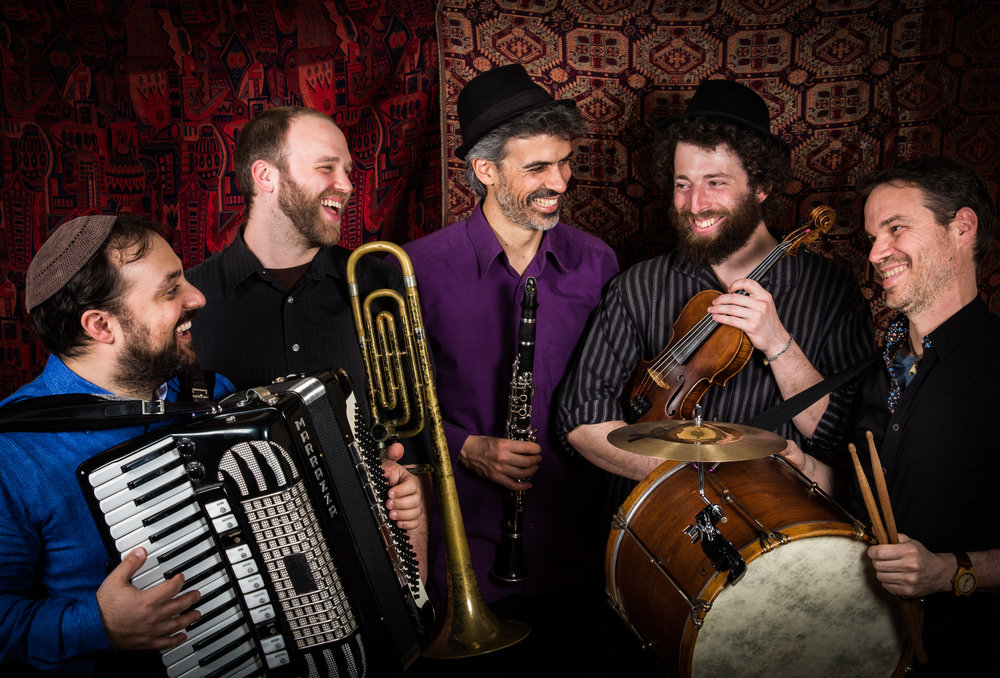 Musicians:  Yoni Kaston,Eli Camilo, Zilien Biret,Isaac Beaudet, Thierry Arsenault